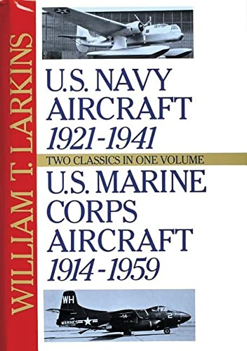 9780887407420: U.S. Navy/U.S. Marine Corps Aircraft: Two Classics in One Volume