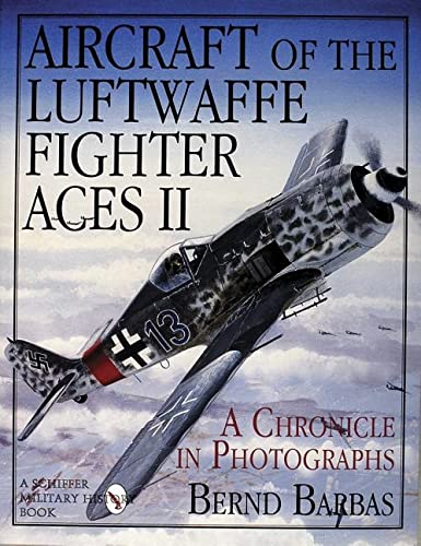9780887407529: Aircraft of the Luftwaffe Fighter Aces Vol. 2: