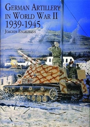 9780887407628: German Artillery in World War II 1939-1945