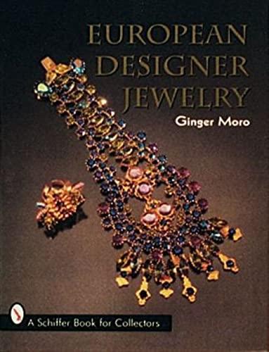 9780887408236: European Designer Jewelry/a Schiffer Book for Collectors