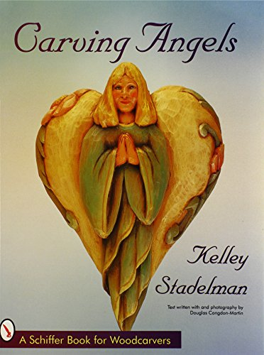 9780887408601: Carving Angels (Schiffer Book for Woodcarvers)
