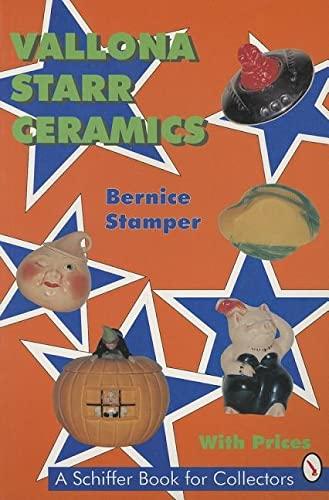 9780887408717: Vallona Starr Ceramics (A Schiffer Book for Collectors)