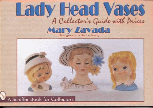 9780887408809: Lady Head Vases: A Collector's Guide with Prices
