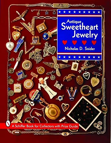 Antique Sweetheart Jewelry: Snider, Nicholas D.