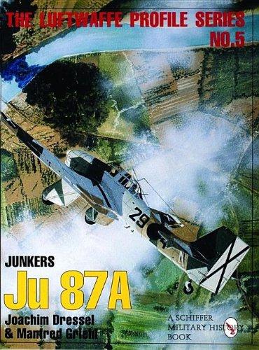 9780887409202: Junkers Ju 87A