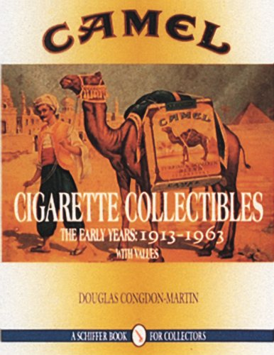9780887409486: Camel Cigarette Collectibles: The Early Years : 1913-1963