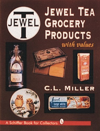 9780887409844: Jewel Tea Grocery Products