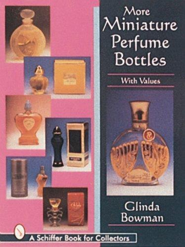 9780887409998: More Miniature Perfume Bottles