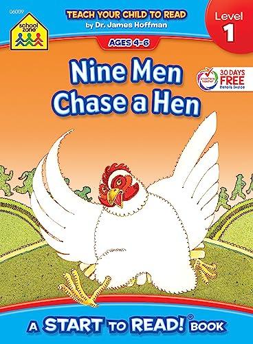 Nine Men Chase a Hen (Start to: Gregorich, Barbara; Hoffman,