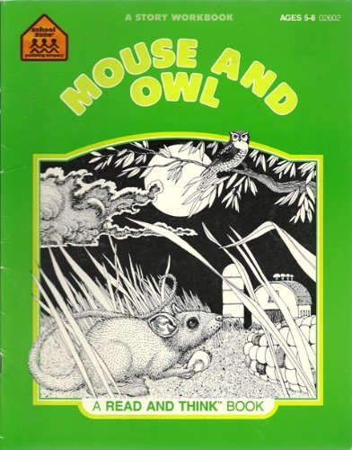 Mouse and Owl (Read and Think Series): Joan Hoffman; Editor-Barbara