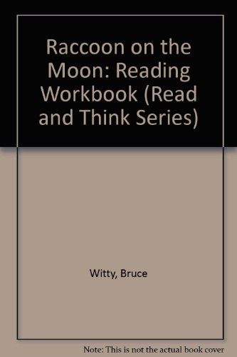 The Raccoon on the Moon (Read and: Bruce Witty; Barbara