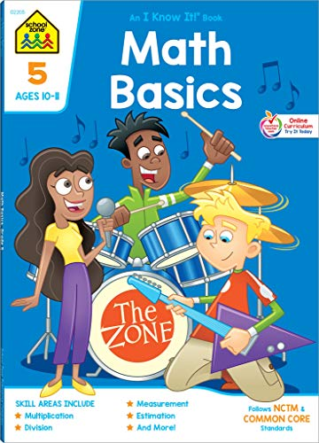 Math Basics 5: Irvin, Barbara Bando; Ph.D.