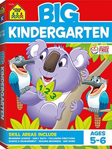 9780887431463: BIG Kindergarten Workbook