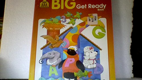 The First Grade Big Get Ready Book: Gregorich, Barbara &