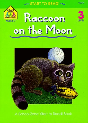 The Raccoon on the Moon (Start to: Barbara Gregorich, Bruce