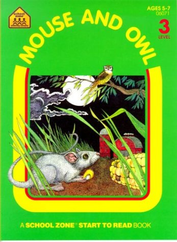 9780887434198: Mouse and Owl - level 3 (Start to Read! Trade Edition Series)