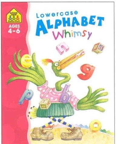 9780887434679: Nonsense Alphabet Lowercase