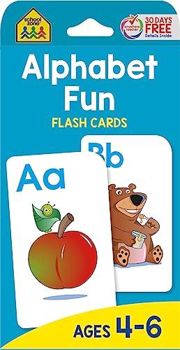 9780887434723: Flash Cards-Alphabet Fun 52/Pkg