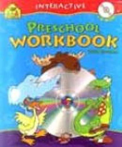 9780887435072: Interactive Workbooks: Interactive Preschool Workbook with CD-ROM