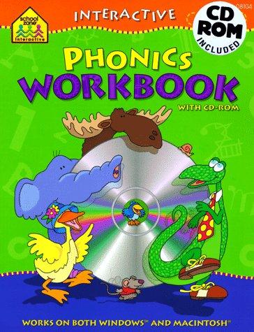 9780887435102: Interactive Phonics Workbook: With CDROM (Interactive Workbook)