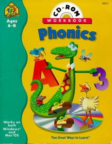 9780887435614: Phonics (Phonics Interactive Workbook with CD-ROM)