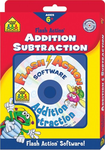 9780887436321: Addition Subtraction: Windows Macintosh : Ages 6-Up