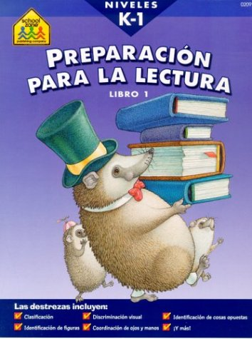 9780887436932: Preparaction para la lectura (Reading Readiness Spanish)