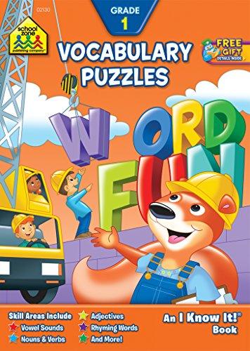 9780887437502: Vocabulary Puzzles 1