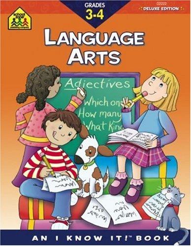 9780887438226: Language Arts 3-4