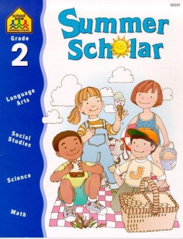 9780887438332: Summer Scholar Grade 2