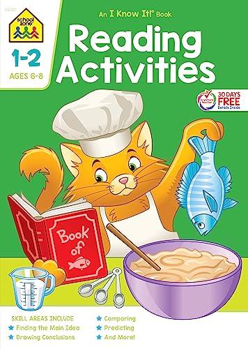 Reading Activities Grades 1-2 Deluxe Edition