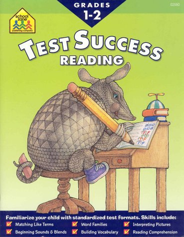 9780887439735: Test Success Reading