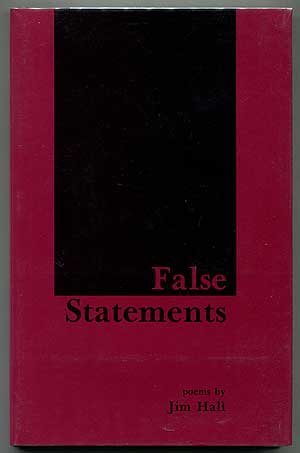 False Statements: Hall, Jim