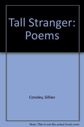 9780887481086: Tall Stranger: Poems
