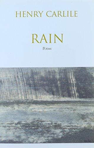 9780887481673: Rain: Poems