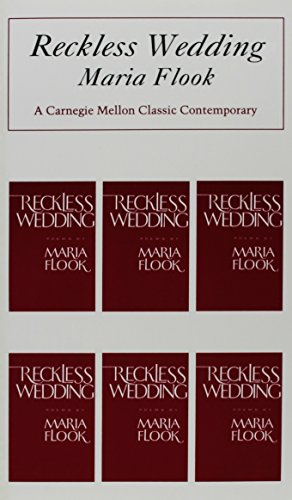 9780887482267: Reckless Wedding (Carnegie Mellon Classic Contemporary Series: Poetry)