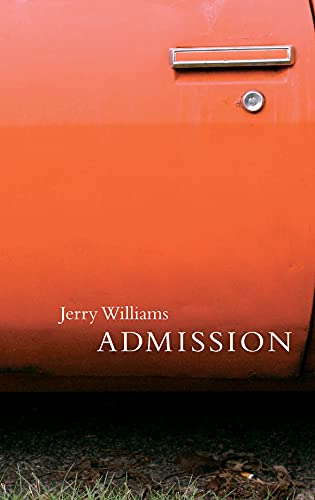 9780887485220: Admission (Carnegie Mellon Poetry Series)