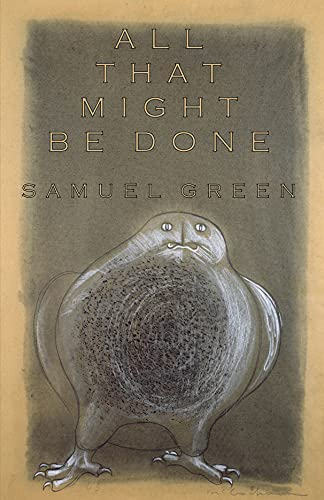 9780887485824: All That Might Be Done (Carnegie Mellon Poetry Series)