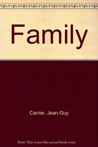9780887502255: Family