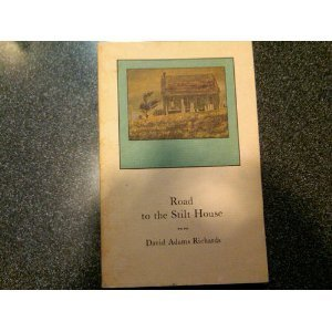 Road to the stilt house: David Adams Richards