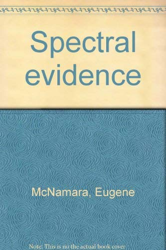 9780887531330: Spectral evidence