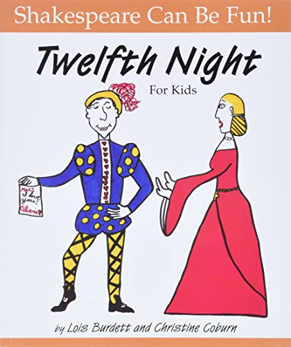 9780887532337: Twelfth Night: For Kids