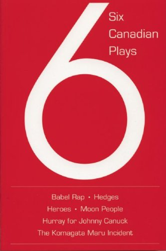 9780887544699: Six Canadian Plays