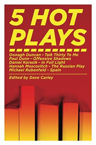 5 Hot Plays: Carley, David (EDT)