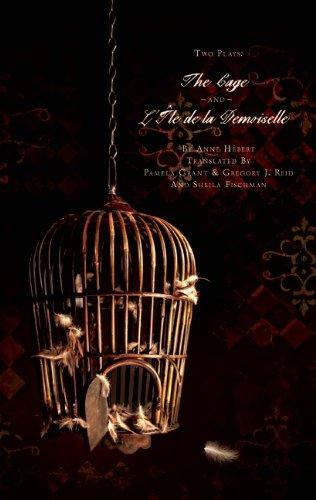 9780887548550: Two Plays: The Cage and L'Île de la demoiselle