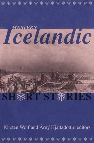 9780887556289: Western Icelandic Short Stories