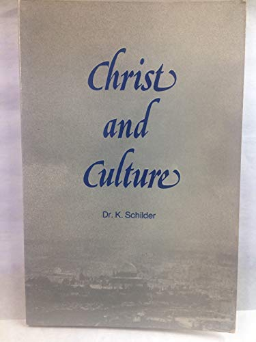 9780887560088: Christ and culture