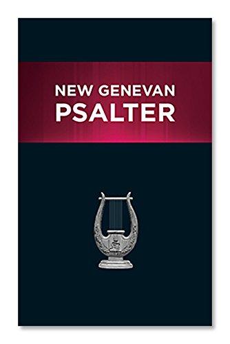 9780887561054: New Genevan Psalter