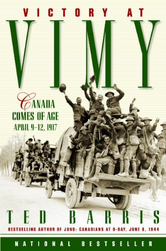 9780887623592: Victory at Vimy: Canada Comes of Age, April 9-12, 1917