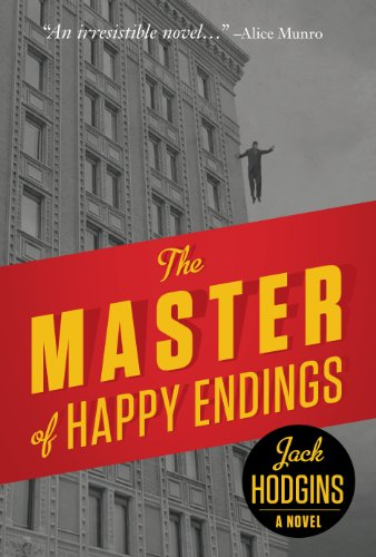 The Master of Happy Endings, a Novel(Signed copy)